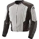 Joe Rocket Men's Phoenix 5.0 Gray/Black Mesh Jacket 851-4302