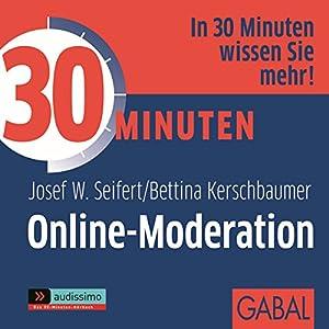 30 Minuten Online-Moderation Hörbuch