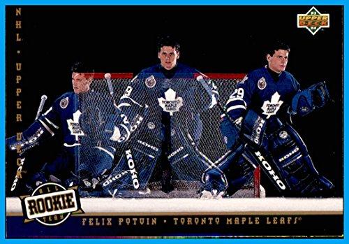 1993-94 Upper Deck #285 Felix Potvin TORONTO MAPLE LEAFS ()