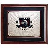 2010 U.S. Open (Pebble Beach) Deluxe Framed Golf