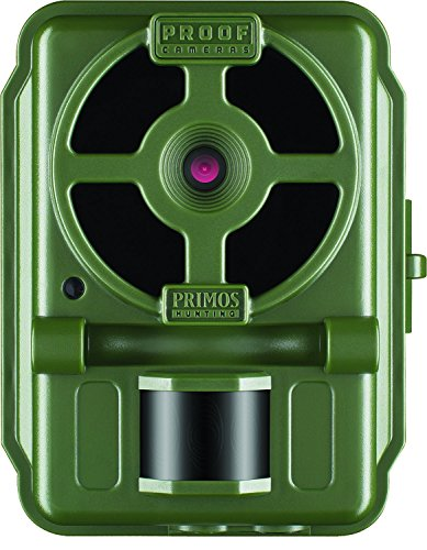 Primos 10MP Proof Cam 01 HD Trail Camera with Low-Glow LEDs, OD Green
