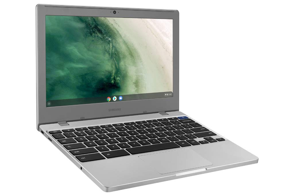 """Samsung Chromebook 4 Chrome OS 11.6"""" HD Intel Celeron Processor N4000 4GB RAM 32GB eMMC Gigabit Wi-Fi - XE310XBA-K01US Chromebook 4 4GB RAM 32GB eMMC"""