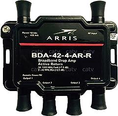 Arris 4-Port Cable