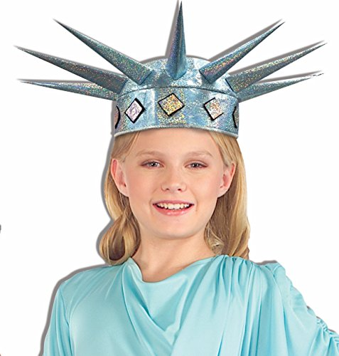 Forum Novelties Child Lil' Miss Liberty Crown