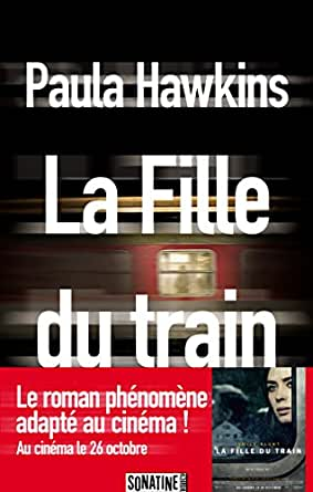 La Fille du train (French Edition) eBook: HAWKINS, Paula ...