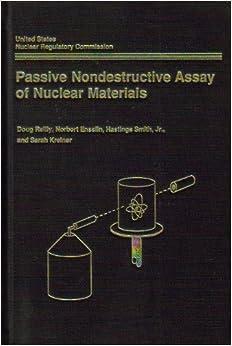 Passive Nondestructive Assay of Nuclear Materials