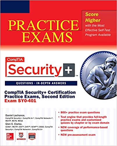 CompTIA Security+ Certification Practice Exams, Second Edition (Exam