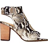 Vionic Women's Blakely Bootie Natural Snake 8 M