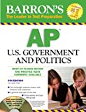 Barrons AP Government with CD ROM