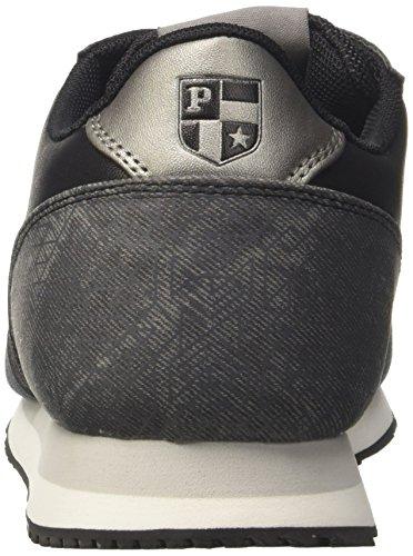 Collo S Sheridan Nero Sneaker ASSN Basso Club a POLO U Uomo Zdt0wqq