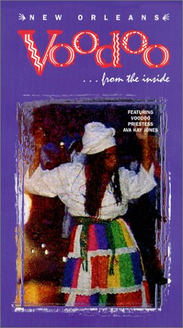 New Orleans Voodoo from the Inside [VHS]