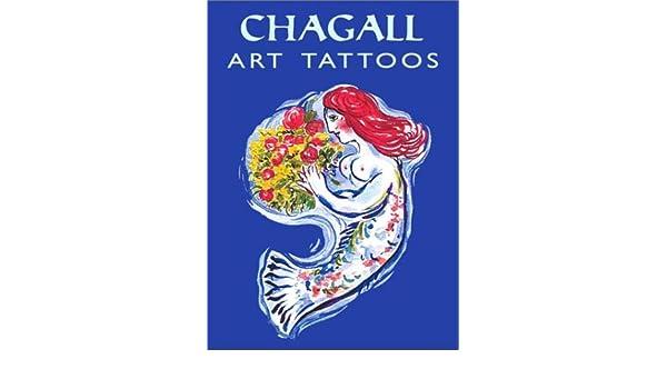 Chagall Fine Art Tattoos