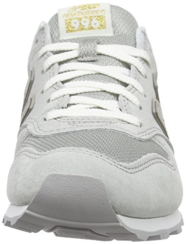 New Balance Wr996 - Zapatillas Mujer Gris