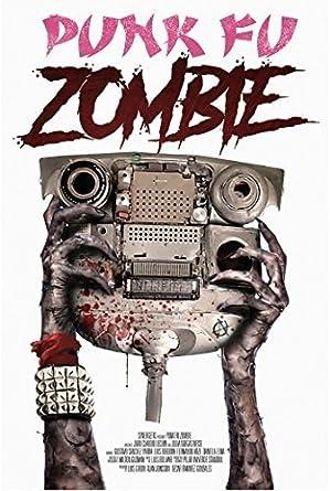 Punk Fu Zombie [Edizione: Stati Uniti] [Italia] [DVD ...