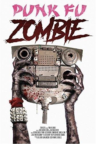 DVD : Punk Fu Zombie (DVD)