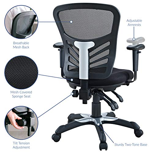 home, kitchen, furniture, home office furniture, home office chairs,  home office desk chairs 8 picture Ergonomic Mesh Office Chair promotion