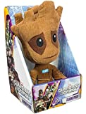 Guardian of the Galaxy GOG02390 Peluche parlante Groot Taille M 23cm