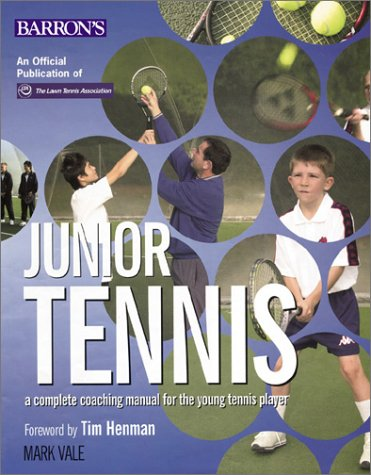 Junior Tennis: A Complete Coaching Manual For The Young Tennis Player ebook