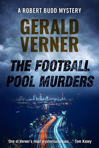 The Football Pool Murders (Robert Budd Mystery Book 5)