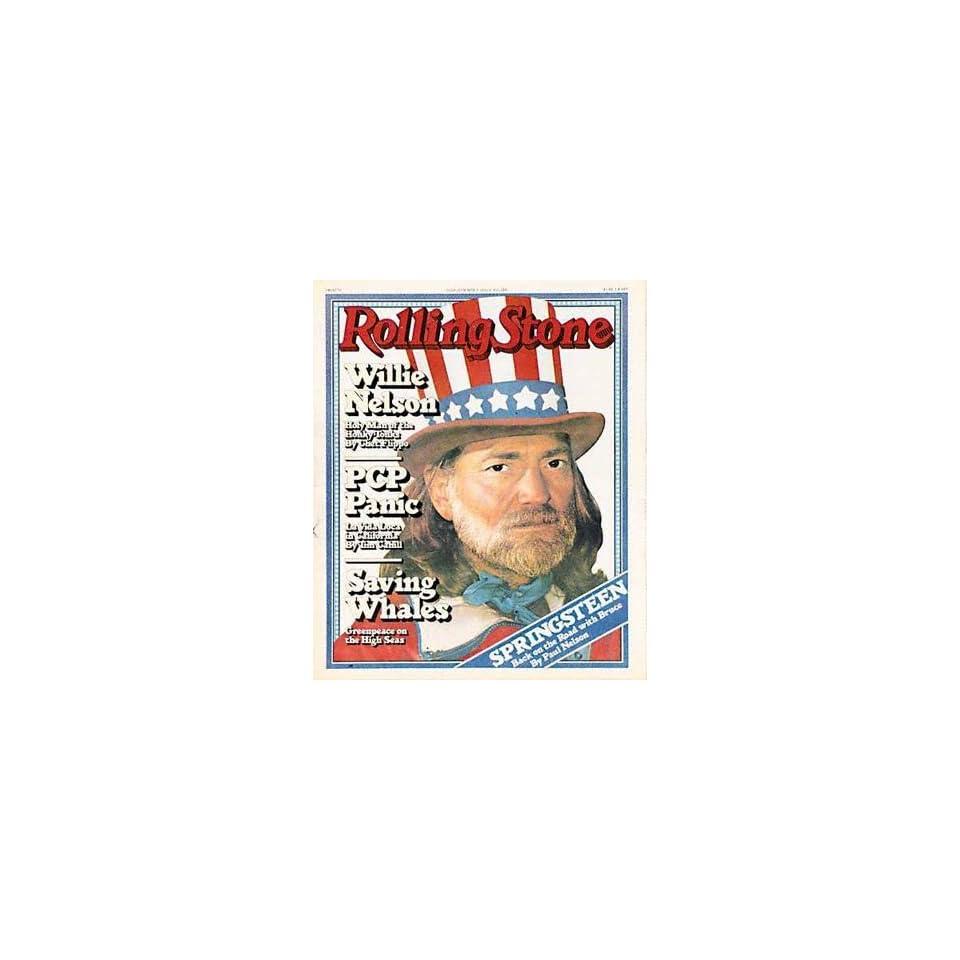 Rolling Stone Magazine # 269 July 13 1978 Willie Nelson (Single Back Issue)