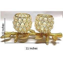 Marigold Stores Beaded Crystal Designer Decorative