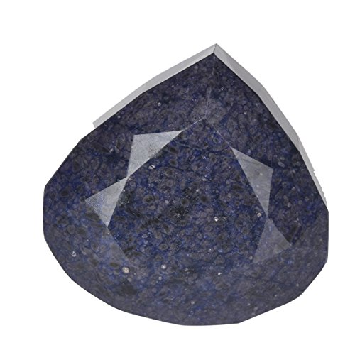 Sapphire Approx 1520 Ct. Certified Natural Huge Museum Size Excellent Pear Cut Blue Sapphire Loose Gemstone for Sale CB-236