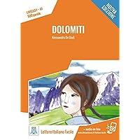 Dolomiti – Nuova Edizione: Livello 1 / Lektüre + Audiodateien als Download (Letture Italiano Facile)