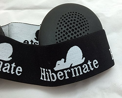 New! Hibermate Headband With Sound-Reducing Ear Muffs for Studying, Musicians with 2 Sets of Ear Cushions. Can help Autism, SPD, Drummers etc. by Hibermate (Image #2)