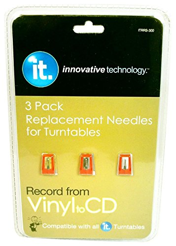 pack needles for ITVS-750