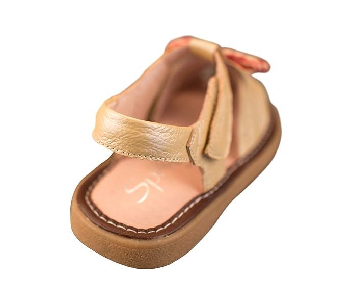 MINIKATA Toddler Shoes Mary Jane Toddler Girl Shoes