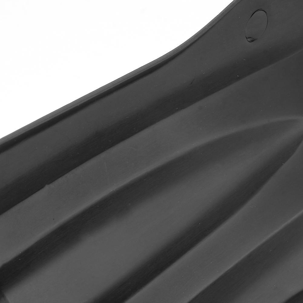 Broadroot Garde-Boue Avant en Plastique pour Honda CRF50 XR Dirt Pit Bike Noir