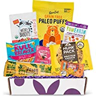 Healthy Non GMO Gluten Free Easter Gift Box Set Kids Friendly and Family Friendly