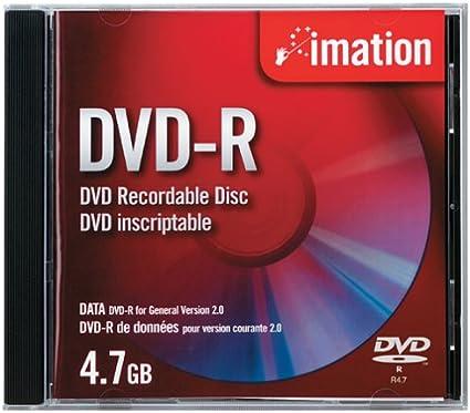 Imation DVD-R Pack de 3 Cajas de vídeo: Amazon.es: Informática