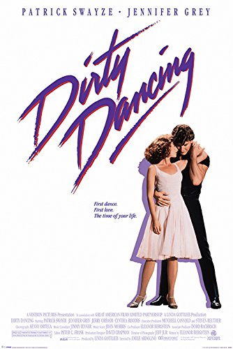 Dirty Dancing - Movie Poster / Print