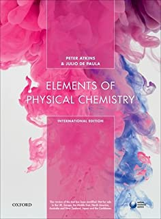 Physical chemistry 7th seventh edition byatkins atkins amazon elements physical chemistry 7th edition fandeluxe Images