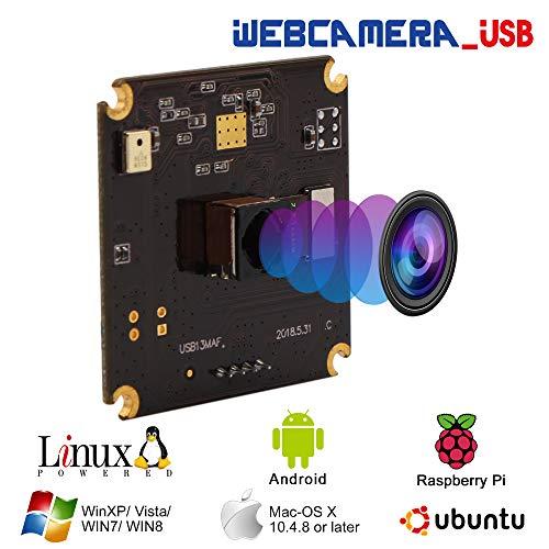 13MP Autofocus USB Camera Module 1/3