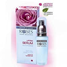 Lifting Serum Anti Aging with Pure Rose Water -Nature f Agiva 30ml Peony extract