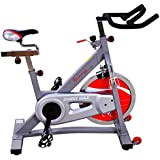 Sunny Health & Fitness SF-B901B Belt Drive Indoor Cycling Bike