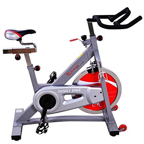 Sunny Health & Fitness SF-B901B Belt Drive Indoor Cycling Bike Sunny Distributor Inc.