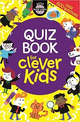 Quiz Book for Clever Kids (Buster Brain Games): Amazon co uk