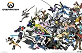 Trends International Overwatch-Cover Mount Bundle Wall Poster 22.375' x 34' Multi