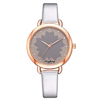 Relojes de Pulsera para niñas Mujeres Serie de señoras Reloj de ...