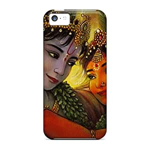 Hot Snap-on Hindu God And Goddess Hard Covers Cases/ Protective Cases For Iphone 5c