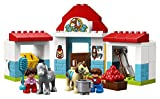 LEGO DUPLO Town Farm Pony Stable 10868 Building Kit (59 Piece)
