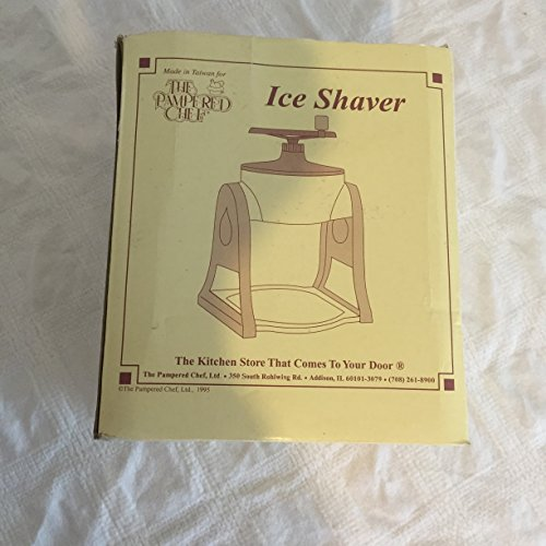pampered chef products ice - 1