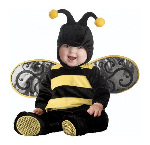 In Ch (Bumble Bee Halloween Costume Toddler)