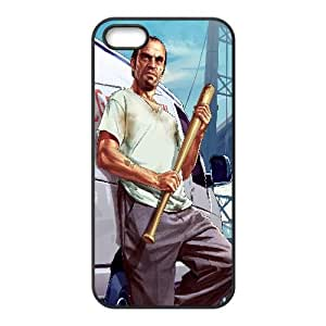 Trevor Grand Theft Auto V Game iPhone 4 4s Cell Phone Case Black Fantistics gift A_941392