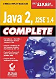 Java 2, J2SE 1.4 Complete, Greg Jarboe, Hollis Thomases, Mari Smith, Chris Treadaway Dave Evans, Sybex Inc., 0782141021