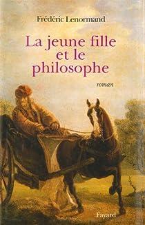 La jeune fille et le philosophe : Voltaire à Ferney par Lenormand