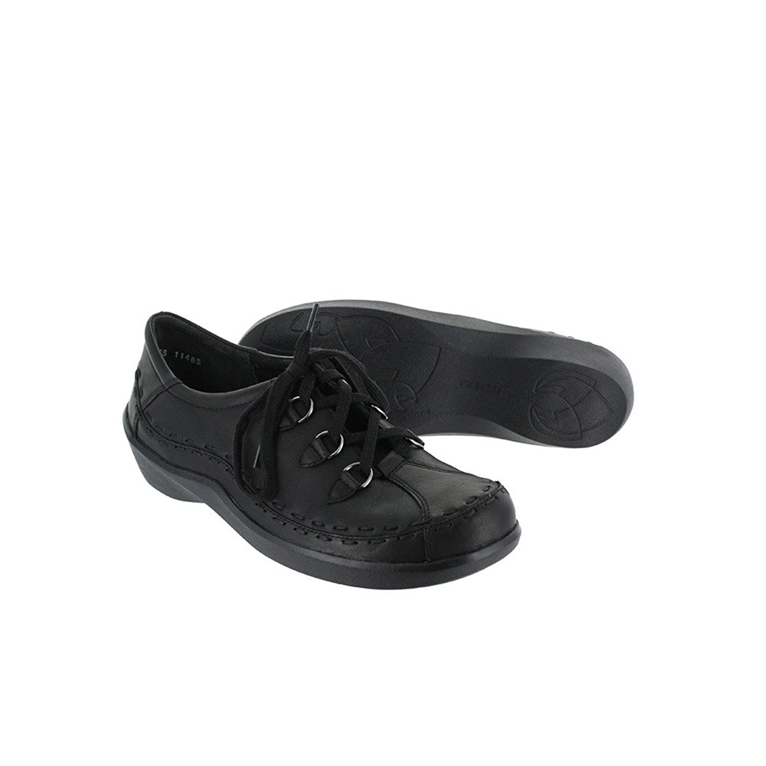 Ziera Women s Allsorts Black Flat 38 XW on sale - appleshack.com.au 37403d472